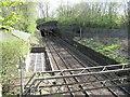 NS4870 : Railway from Boquhanran Road by M J Richardson