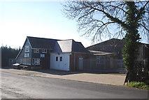 TQ9144 : Pluckley Farm Shop by N Chadwick