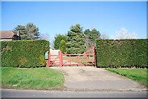 TQ9144 : Fold House by N Chadwick