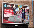 J3373 : Giro d'Italia advertising, Belfast - April 2014(4) by Albert Bridge