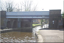 TQ1479 : A4127 Bridge over the Grand Union Canal by N Chadwick