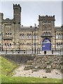SD8010 : Bury Castle and Castle Armoury by David Dixon