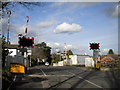 SK6443 : Stoke Lane level crossing, Burton Joyce by Richard Vince