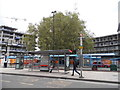 TQ3981 : New block going up on Barking Road by David Howard