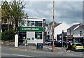 SS6392 : Uplands Swansea branch of Lloyds Bank by Jaggery