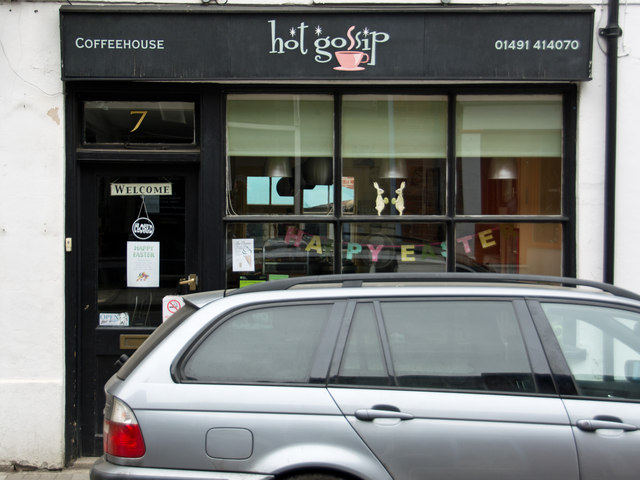 Hot Gossip, 7 Friday Street, Henley on Thames