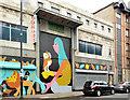 J3374 : The disguised North Street Arcade, Belfast - April 2014(6) by Albert Bridge