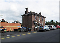 SO8276 : The Weavers Real Ale House (3), 40 Park Lane, Kidderminster by P L Chadwick