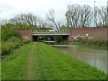 SP7257 : Bridge 6C, Grand Junction Canal - Northampton Arm by Mr Biz