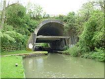 SP7257 : Bridge 6B, Grand Junction Canal - Northampton Arm by Mr Biz