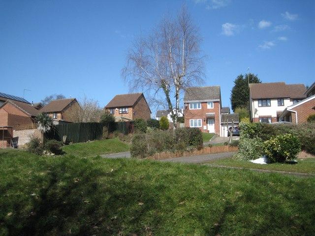 Houses, Erwood Close, Webheath, Redditch
