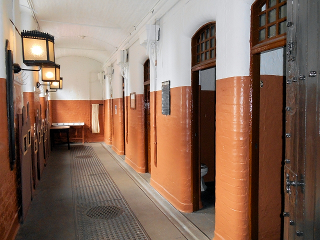 The Cells, Newton Street Police Station