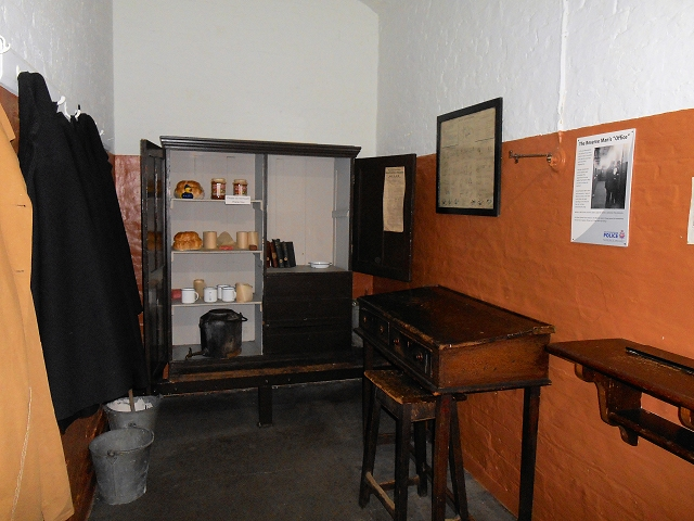 The Reserve Man's Room, GMP Museum