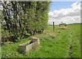 SE2766 : Bridleway to Haddockstones by Derek Harper
