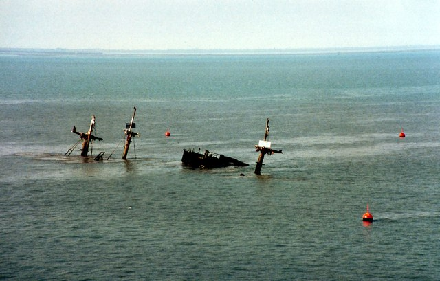 Wreck of the Richard Montgomery