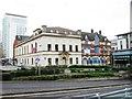 ST1875 : Former York Hotel by Alex McGregor