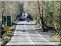 NN3104 : A82 Approaching Tarbet by David Dixon