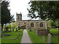 SK4635 : All Saints church, Risley by Alan Murray-Rust
