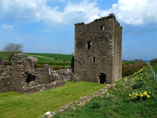 Crossraguel Abbey Tower House