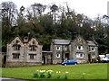 SJ5055 : Estate Cottages, Harthill by Bikeboy