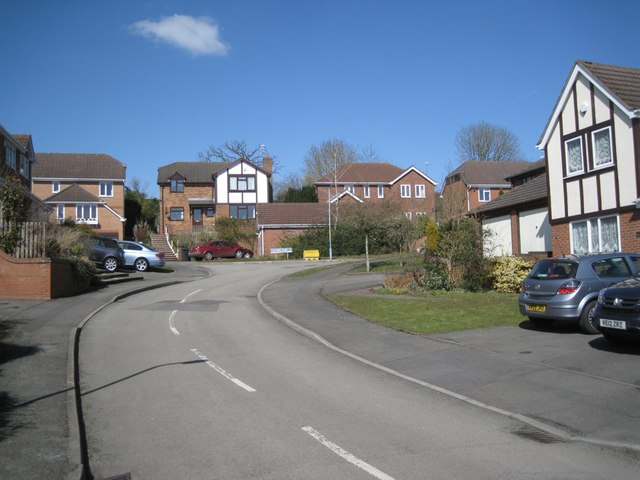 Coleford Close, Webheath, Redditch