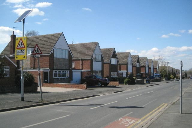 Downsell Road, Webheath, Redditch