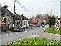 NZ1212 : Village street, Hutton Magna by Oliver Dixon
