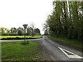TM4195 : Bulls Green Road, Maypole Green by Geographer