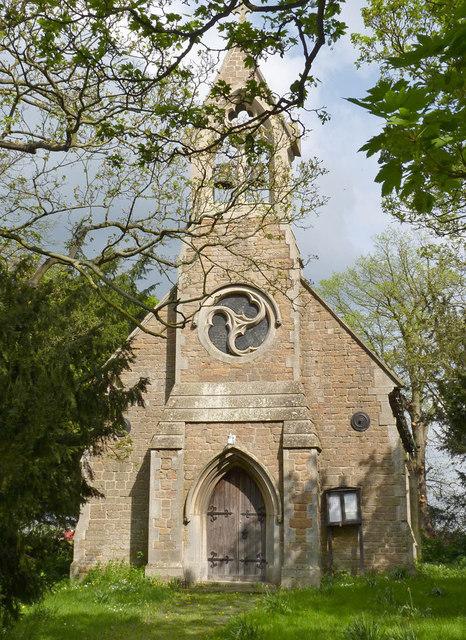 St Mary's Church, Barnstone
