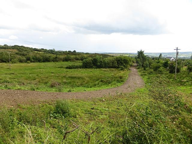 Farm track, Blackland