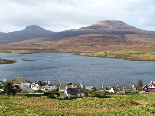 View over Dunvegan
