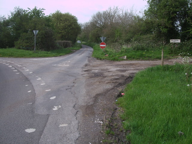 Shortcut from Cricklade