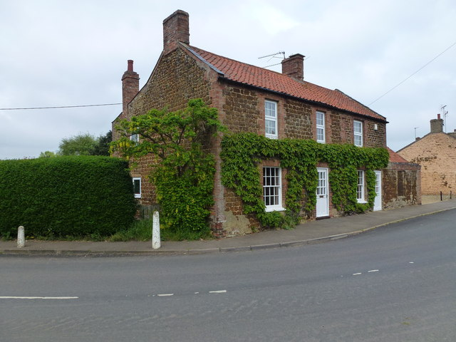 The Crown House in Wormegay