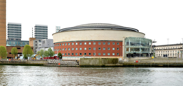 The Waterfront Hall, Belfast - May 2014(1)