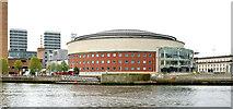 J3474 : The Waterfront Hall, Belfast - May 2014(1) by Albert Bridge