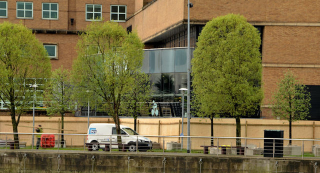 The Waterfront Hall, Belfast - May 2014(2)