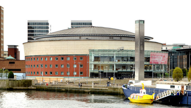 The Waterfront Hall, Belfast - May 2014(4)