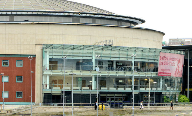The Waterfront Hall, Belfast - May 2014(5)