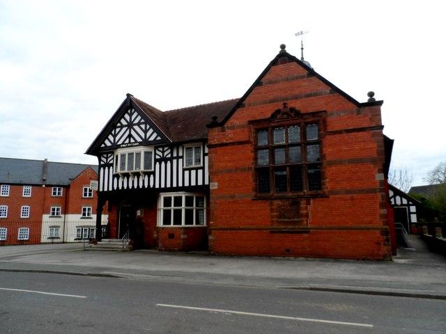 The Barbour Institute, Tattenhall