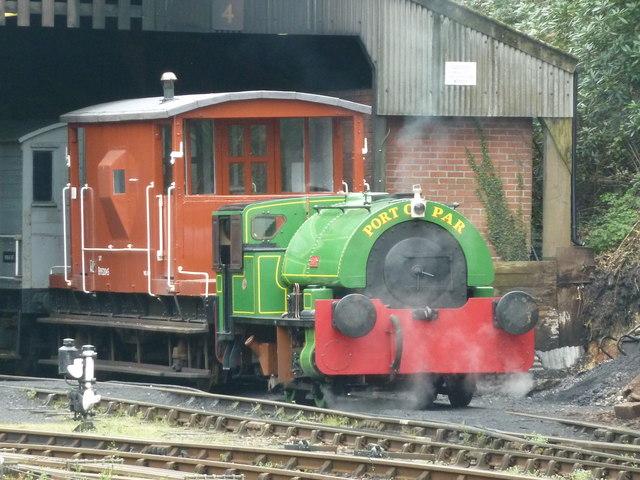 Bodmin & Wenford Railway - Judy