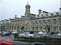 NY4055 : Carlisle railway station by Thomas Nugent