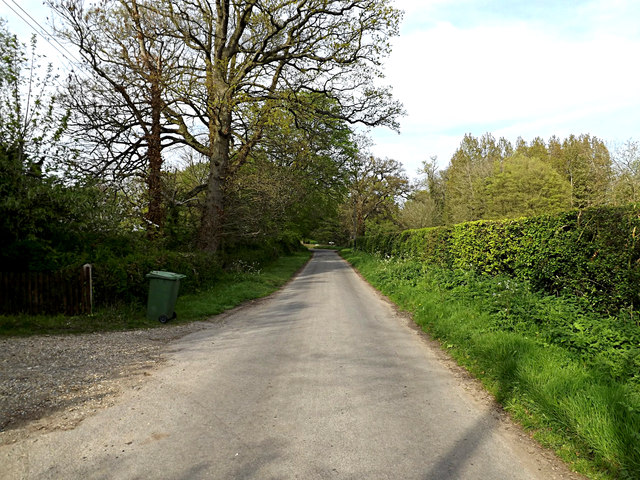 Rectory Road. Sotterley