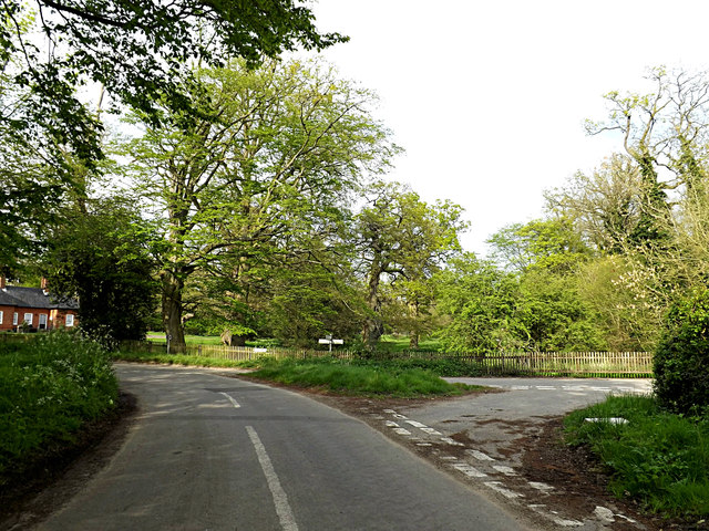 Rectory Road, Shotterley
