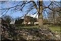 SU6462 : Church over the Wall by Bill Nicholls