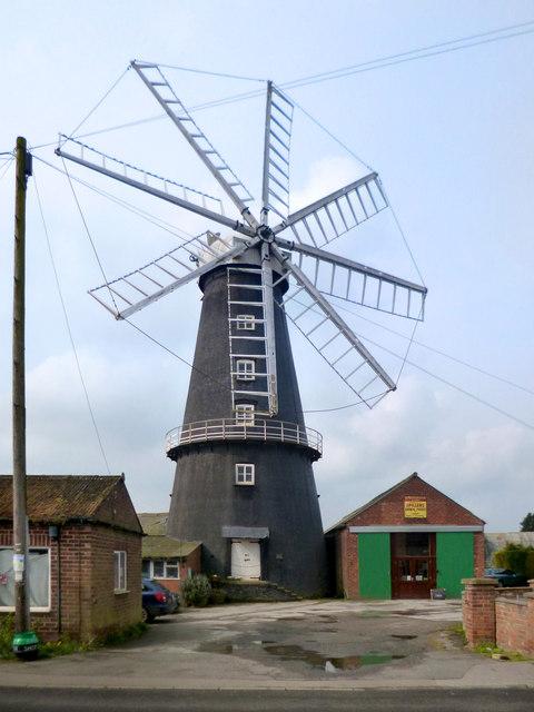 Windmill & Brewery