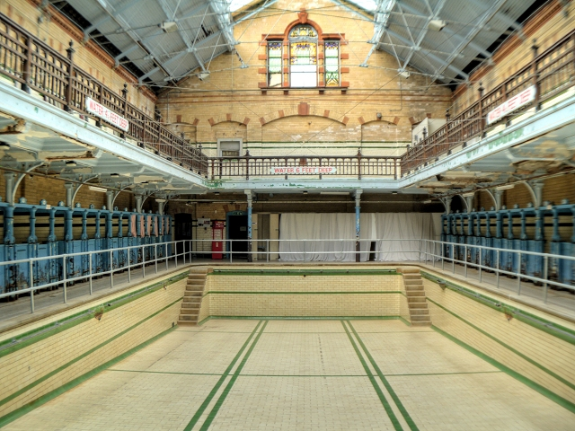 Manchester Victoria Baths, Females Pool