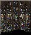 SE6052 : East Window, St Michael le Belfrey, York by Julian P Guffogg