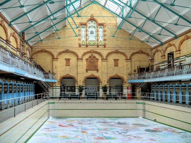 Victoria Baths, Males 1st Class/Gala Pool