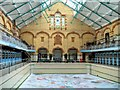 SJ8595 : Victoria Baths, Males 1st Class/Gala Pool by David Dixon
