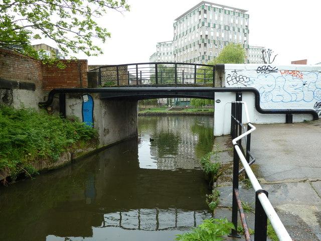 Bridge 54a, Regents Canal